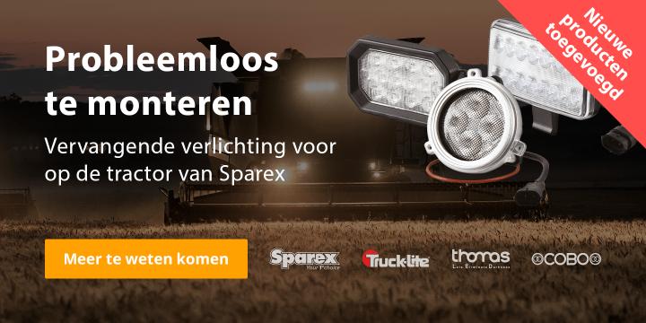 LED voor tractorpassing